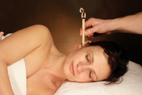 Facial Lymph Drainage Massage & Ear Candling